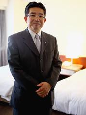 高知サンライズホテル 代表取締役 古谷博